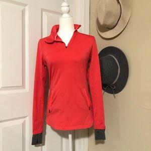 Mondetta Pullover Athletic Fleece Lined Jacket